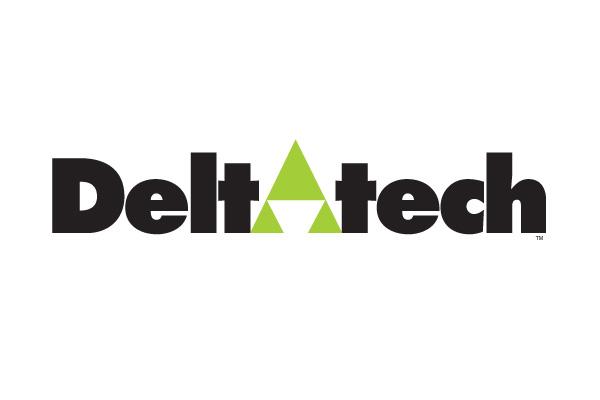 delta tech hutchinson branding design